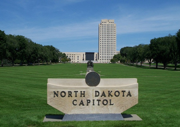capital of nd