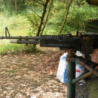 Cu Chi Tunnels Shooting Range