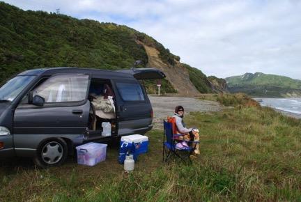 New Zealand Van