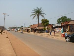Ouesso, Congo