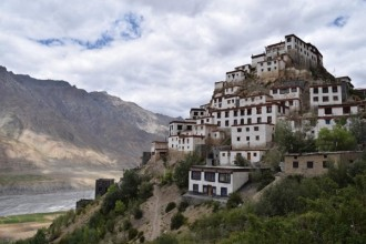 Key Monastery, Spiti Valley, India