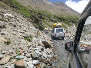 Manali to Spiti Valley