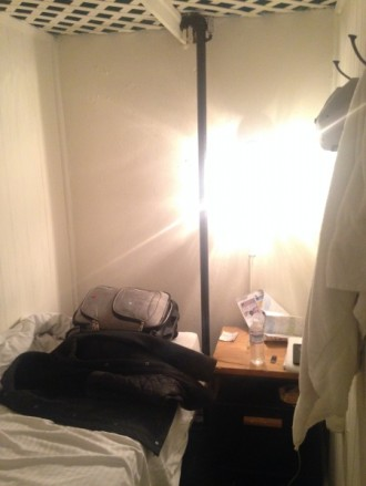 Micro, Capsule, Tiny Hotel in New York City