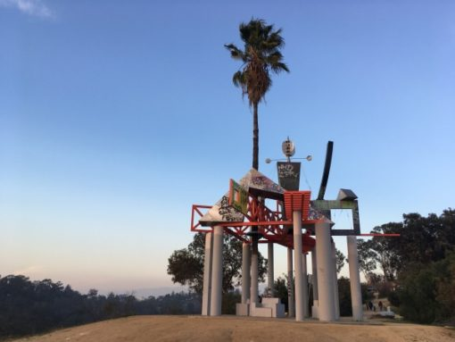 Angeles Point, Elysian Park