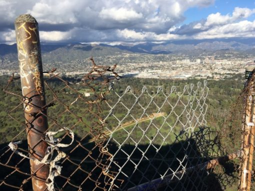 View From Bee Rock - Griffith Park