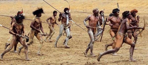 Papua Tribes