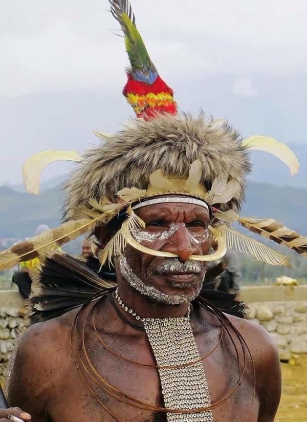 Dani Tribesman