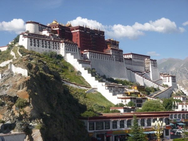 The Potala, Lhasa, Tibet