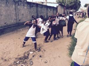 Children in Congo