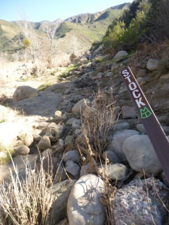 Sespe River Trail