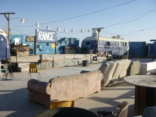 The Range Slab City
