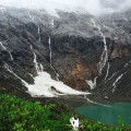 Ice Lake, Yubeng, Yunnan Province, China