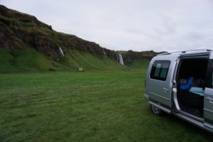 Iceland Campground