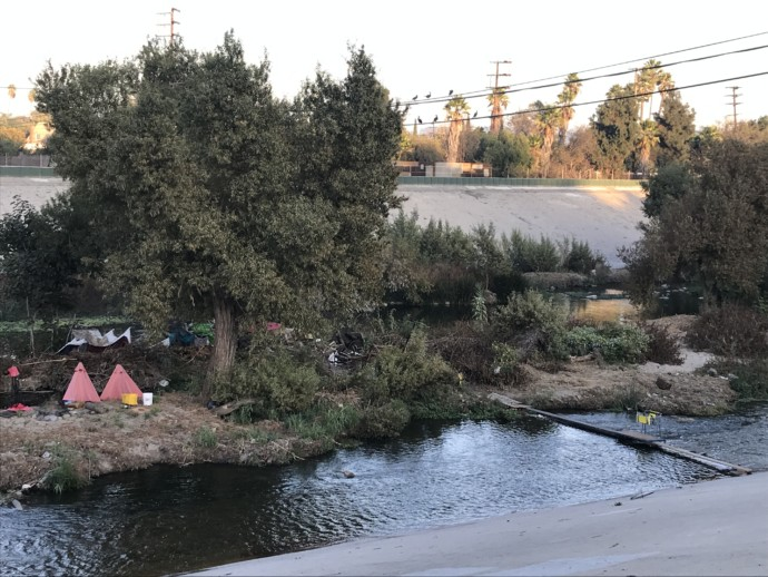LA River Homeless