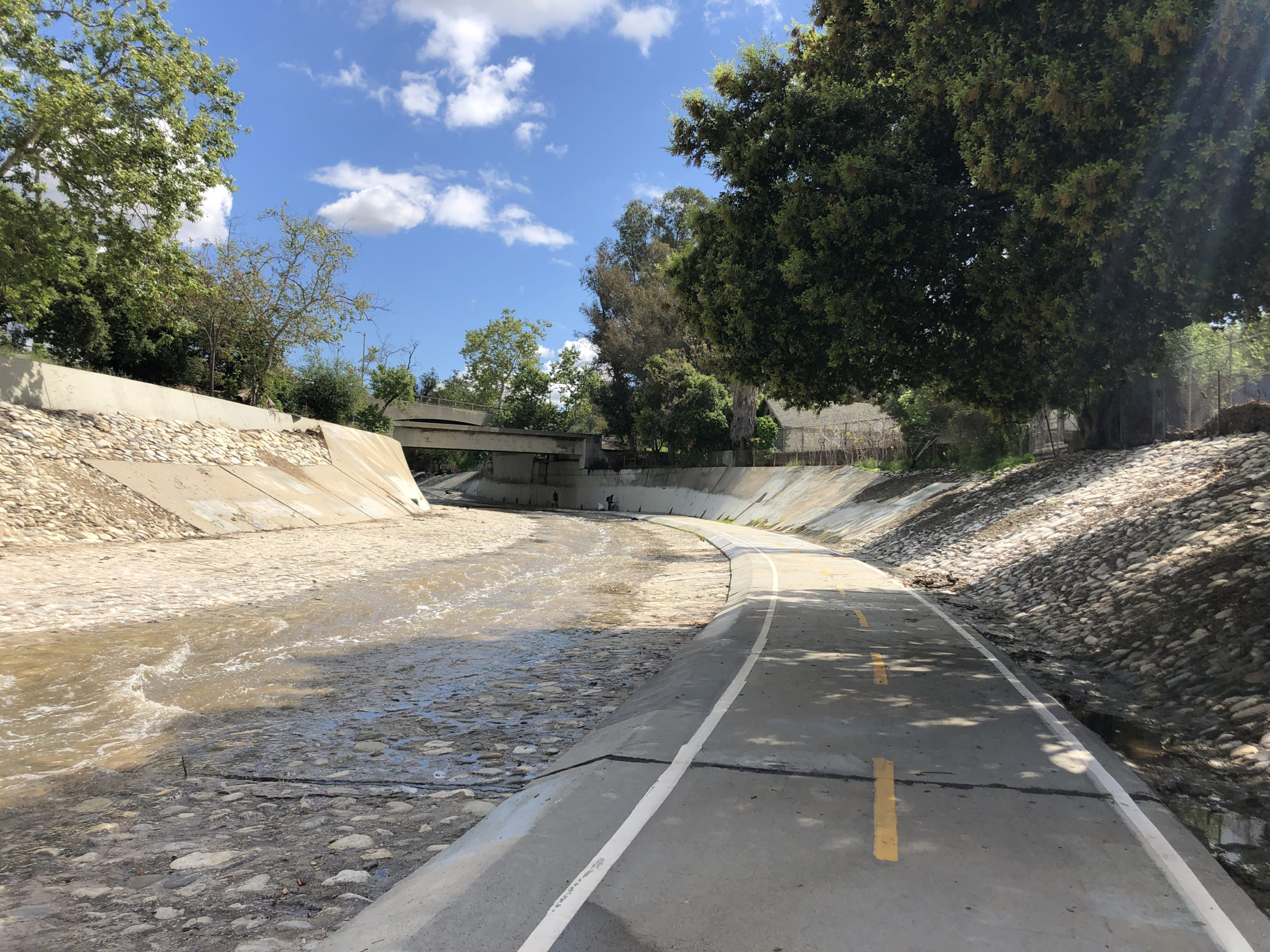 Arroyo Seco Bicycle and Pedestrian Trail